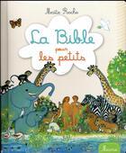 Couverture du livre « La Bible pour les petits » de Maite Roche aux éditions Mame