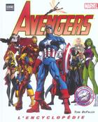 Couverture du livre « Avengers ; l'encyclopédie » de Tom Defalco aux éditions Semic