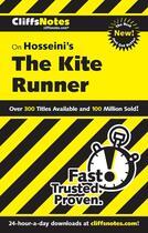 Couverture du livre « CliffsNotes on Hosseini's The Kite Runner » de Wasowski Richard P aux éditions Houghton Mifflin Harcourt