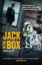Couverture du livre « Jack in the Box » de Allen Hania aux éditions Freight Design Digital