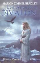 Couverture du livre « Les ancetres d'avalon » de Marion Zimmer Bradley et Diana L. Paxson aux éditions Rocher