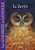 Couverture du livre « Les gardiens de Ga'hoole T.9 ; le devin » de Kathryn Lasky aux éditions Pocket Jeunesse