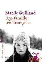 Couverture du livre « Une famille très française » de Maelle Guillaud aux éditions Heloise D'ormesson