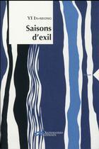 Couverture du livre « Saisons d'exil » de In-Seong Yi aux éditions Decrescenzo
