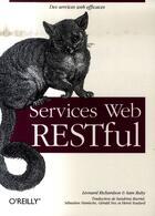 Couverture du livre « Services web restful » de Richardson aux éditions O Reilly France
