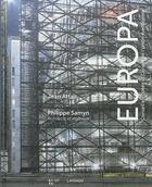 Couverture du livre « Europa ; conseil européen et conseil de l'Union européenne » de Philippe Samyn et Jean Attali aux éditions Lannoo