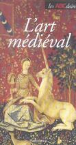 Couverture du livre « Abcdaire de l'art medieval » de Jean-Pierre Caillet aux éditions Flammarion