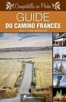 Couverture du livre « Guide du camino francés » de Jean-Yves Gregoire aux éditions Rando Editions