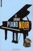 Couverture du livre « Le grand piano noir » de  aux éditions Bayard Jeunesse