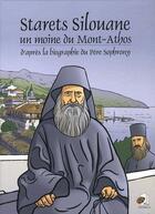 Couverture du livre « Starets silouane » de Gaetan Evrard aux éditions Coccinelle