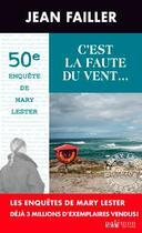 Couverture du livre « C'est la faute du vent... » de Jean Failler aux éditions Palemon