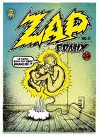 Couverture du livre « Zap comix ; intégrale vol.1 » de Gilbert Shelton et Robert Crumb et S. Clay Wilson aux éditions Stara