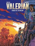 Couverture du livre « Valérian T.16 ; les otages de l'ultralum » de Pierre Christin et Jean-Claude Mézières aux éditions Dargaud