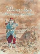 Couverture du livre « Mémoires d'un paysan bas-breton T.2 ; le soldat » de Stephane Betbeder et Christophe Babonneau aux éditions Soleil