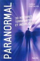 Couverture du livre « Histoires paranormales » de Carole Coatsaliou aux éditions Hugo Document