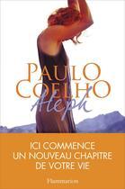 Couverture du livre « Aleph » de Paulo Coelho aux éditions Flammarion