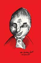 Couverture du livre « Un monsieur tout esquinté » de Roland Topor aux éditions United Dead Artists
