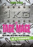 Couverture du livre « 1 kilo de tage mage » de Franck Attelan aux éditions Studyrama