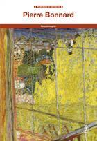 Couverture du livre « Pierre Bonnard » de Pierre Bonnard aux éditions Fage