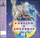 Couverture du livre « Panique à Jolibois » de Ghislaine Letourneur aux éditions Le Lutin Malin