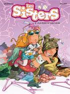 Couverture du livre « Les Sisters T.2 ; à la mode de chez nous » de Christophe Cazenove et William aux éditions Bamboo