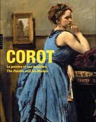 Couverture du livre « Corot ; le peintre et ses modèles » de Sebastien Allard aux éditions Hazan