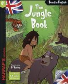 Couverture du livre « The jungle book » de Rudyard Kipling aux éditions Harrap's