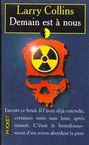 Couverture du livre « Demain Est A Nous » de Larry Collins aux éditions Pocket