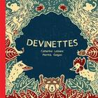 Couverture du livre « Devinettes » de Catherine Leblanc et Pierrick Guigon aux éditions L'initiale