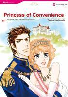 Couverture du livre « Princess of Convenience » de Marion Lennox aux éditions Harlequin K.k./softbank Creative Corp.