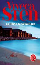 Couverture du livre « La reine de la Baltique » de Viveca Sten aux éditions Lgf