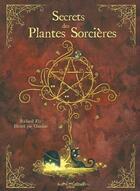 Couverture du livre « Le fabuleux traité des plantes sorcières » de Richard Ely et Charline aux éditions Au Bord Des Continents