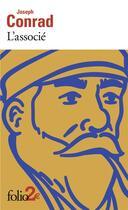 Couverture du livre « L'associé » de Joseph Conrad aux éditions Gallimard