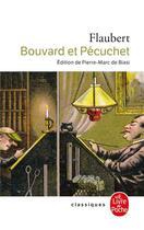 Couverture du livre « Bouvard et Pécuchet » de Gustave Flaubert aux éditions Lgf