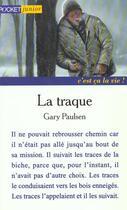 Couverture du livre « La Traque » de Garry Paulsen aux éditions Pocket