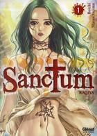 Couverture du livre « Sanctum t.1 » de Masao Yajima et Boichi aux éditions Glenat