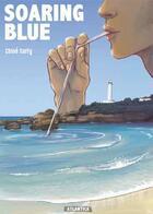 Couverture du livre « Soaring blue » de Chloe Saffy aux éditions Atlantica