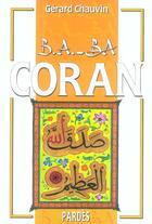 Couverture du livre « Coran » de Gerard Chauvin aux éditions Pardes