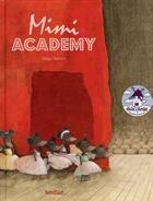 Couverture du livre « Mimi academy » de Helga Bansch aux éditions Nord-sud