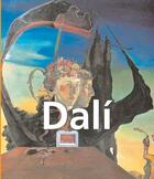 Couverture du livre « Dalí » de Collectif aux éditions Parkstone International