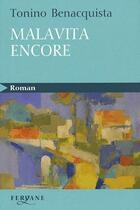 Couverture du livre « Malavita encore » de Benacquista aux éditions Feryane
