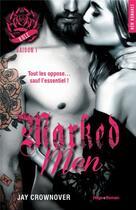 Couverture du livre « Marked men saison 1 ; rule » de Jay Crownover aux éditions Hugo