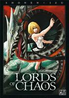 Couverture du livre « Lords of chaos t.1 » de Shonen et Izu aux éditions Pika