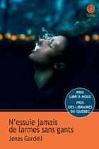 Couverture du livre « N'essuie jamais de larmes sans gants » de Jonas Gardell aux éditions Gaia