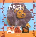 Couverture du livre « Argile » de Elena Mari aux éditions Les Deux Souris