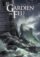 Couverture du livre « Le gardien du feu t.2 ; Adèle » de Mouclier et Sandro et Debois aux éditions Soleil