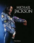 Couverture du livre « Michael Jackson » de Collectif aux éditions Timee