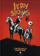 Couverture du livre « Jerry Spring ; intégrale t.2 » de Jije aux éditions Dupuis