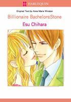 Couverture du livre « Billionaire Bachelors: Stone » de Esu Chihara aux éditions Harlequin K.k./softbank Creative Corp.