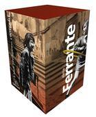 Couverture du livre « L'amie prodigieuse t.1 à t.4 » de Elena Ferrante aux éditions Gallimard